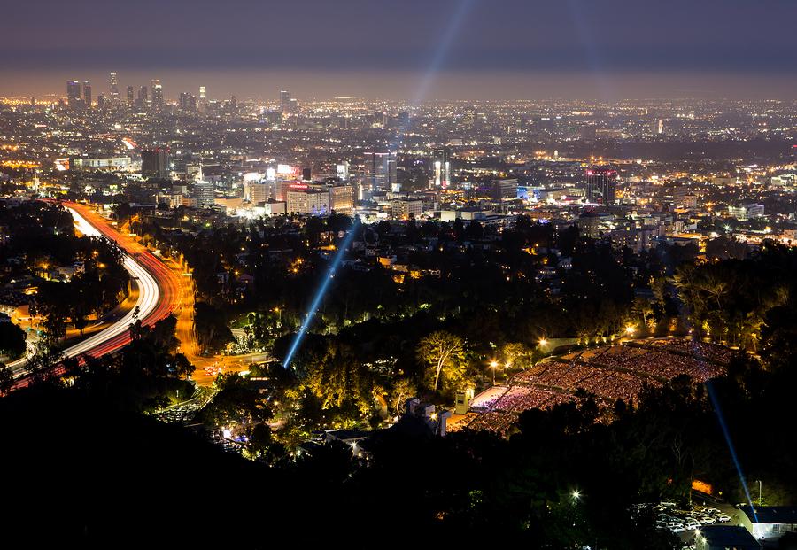 Car Service Anaheim To Hollywood