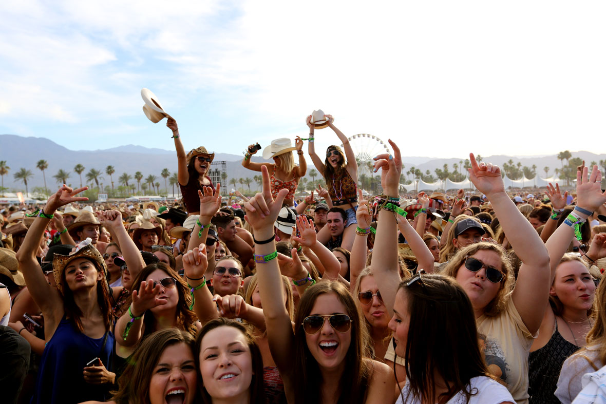 Going to Stagecoach?