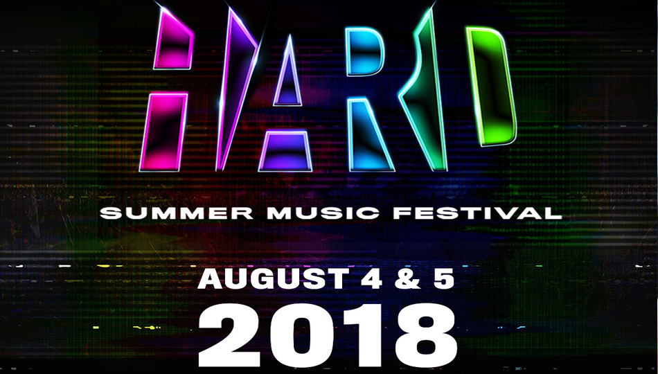 Private Car Service to HARD Summer Music Fest 2018