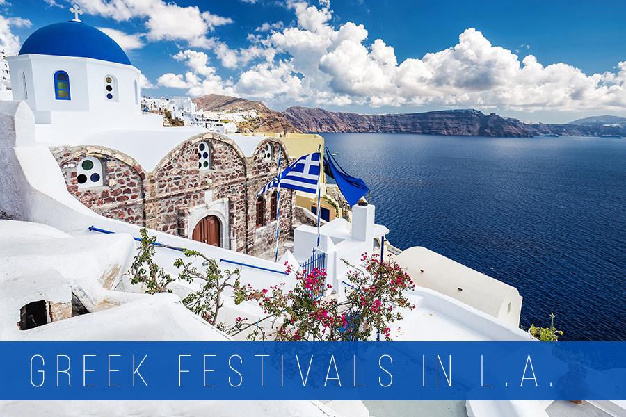 The Best L.A VIP Car Service To Greek Festivals In L.A 2018