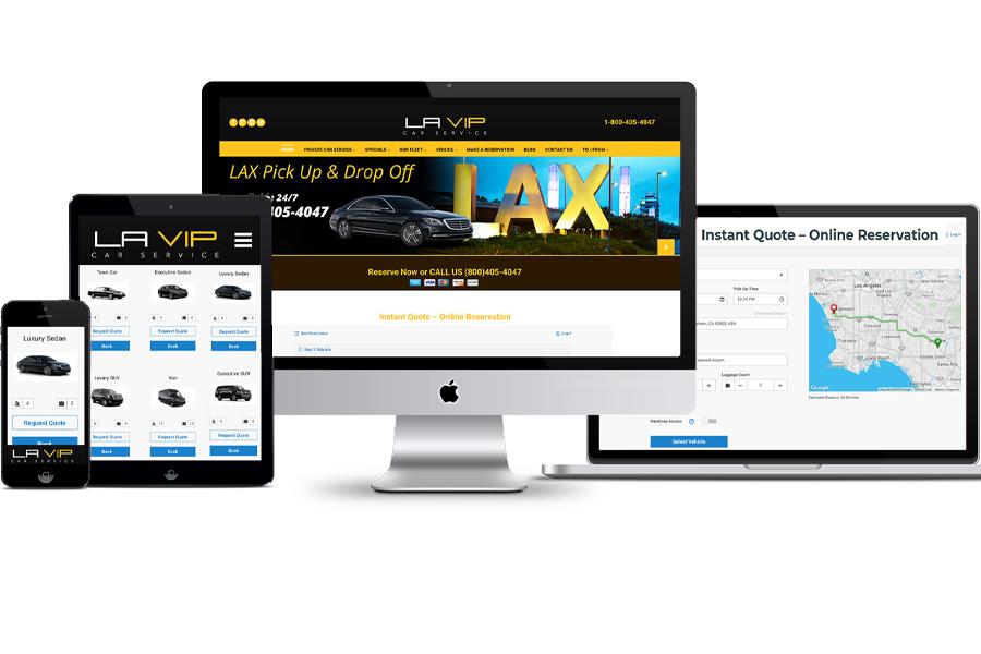 5 Advantages Of Booking LA VIP Online